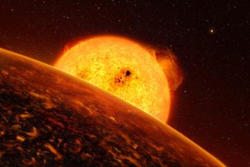 Европейският телескоп corot е открил